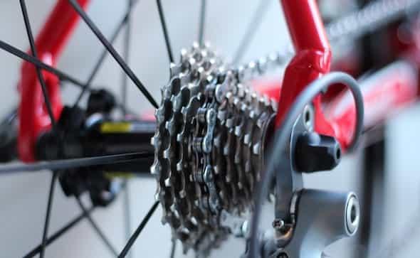 mountain biking gears