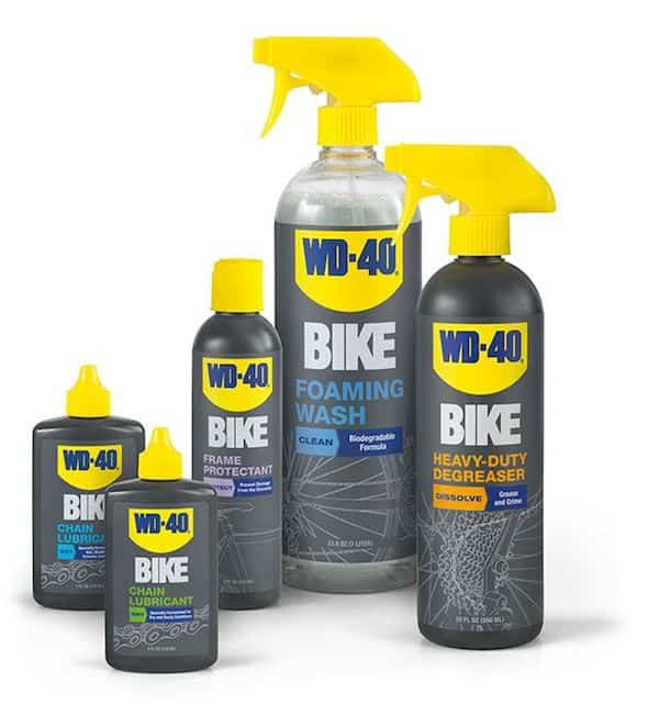 WD-40 Bike Products
