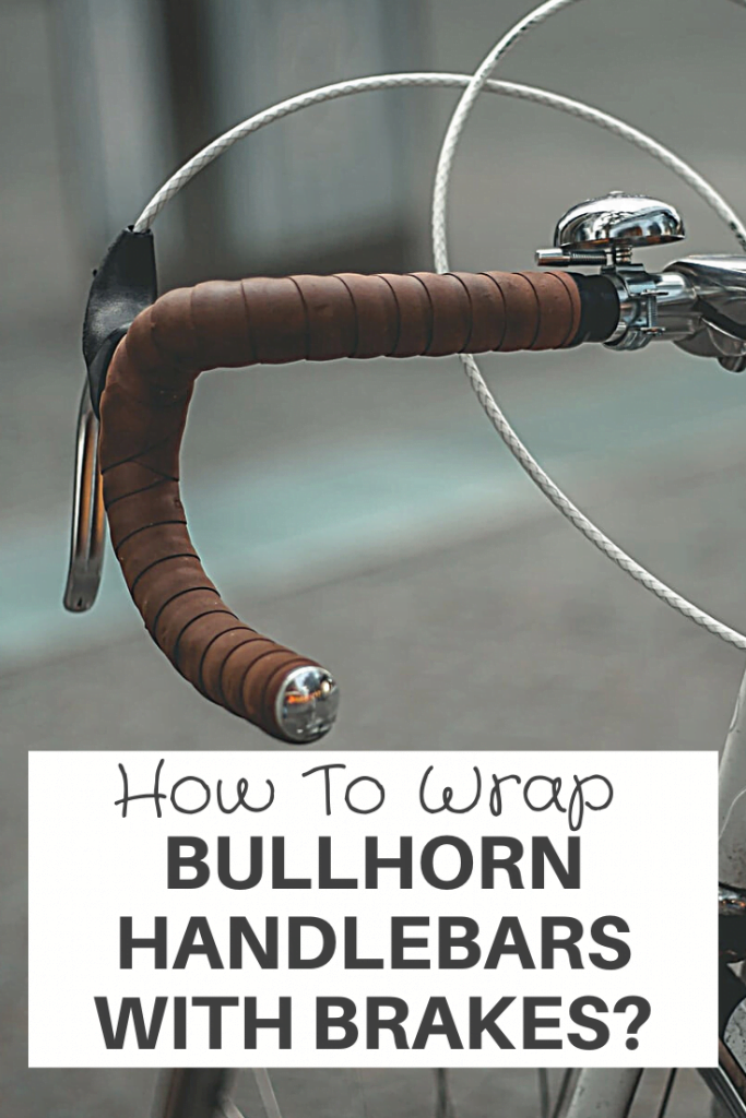 Bullhorn Handlebars With Brakes